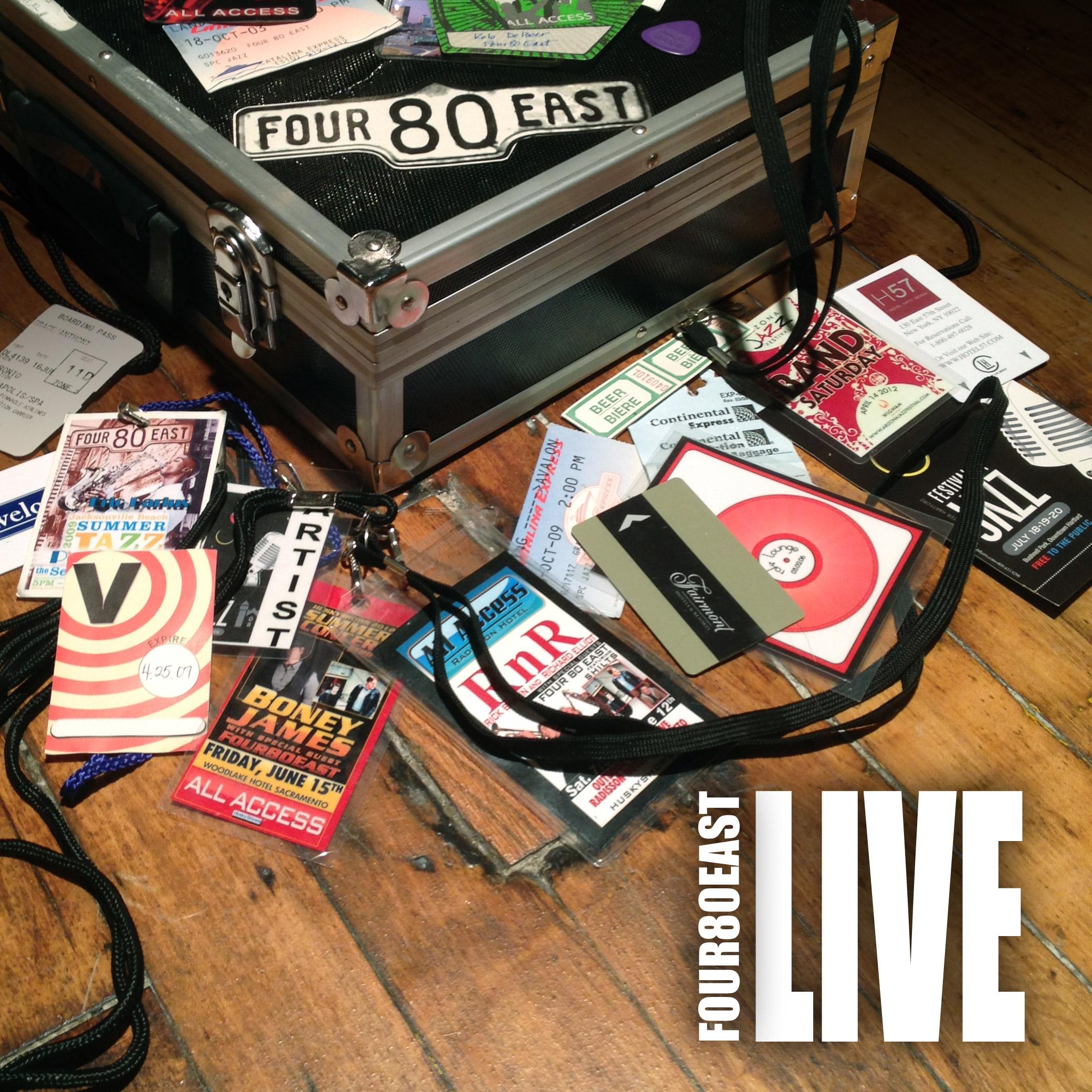 Four80East LIVE (2014)
